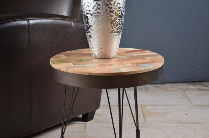 vente bout de canape dbodhi street art table salon salle manger. Black Bedroom Furniture Sets. Home Design Ideas