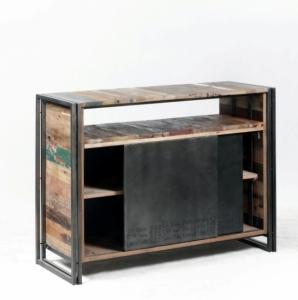 buffet en teck mobilier de rangement pour salon et s jour. Black Bedroom Furniture Sets. Home Design Ideas