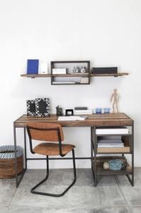 Bureau 120 cm collection Tuareg