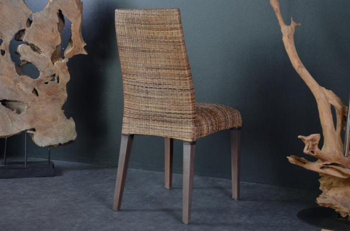 Acheter chaise en clisse de rotin en solde chaise - Chaise industrielle pas cher ...