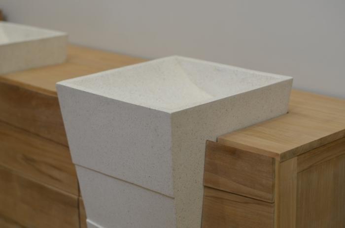 achat vente meuble de salle de bain rhodes walk meuble en teck salle de bain. Black Bedroom Furniture Sets. Home Design Ideas
