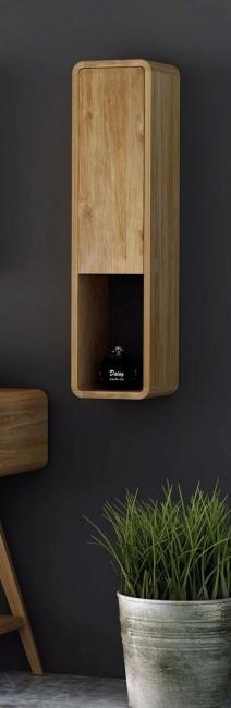 achat colonne de salle de bain murale en teck endoume parfait pour optimiser son rangement. Black Bedroom Furniture Sets. Home Design Ideas