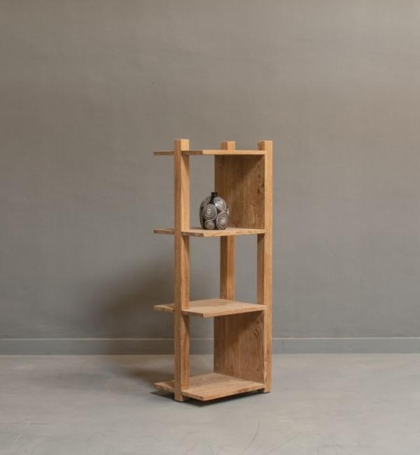 achat tag re en teck massif petit meuble d 39 appoint en bois massif pour votre salon ou votre entr e. Black Bedroom Furniture Sets. Home Design Ideas