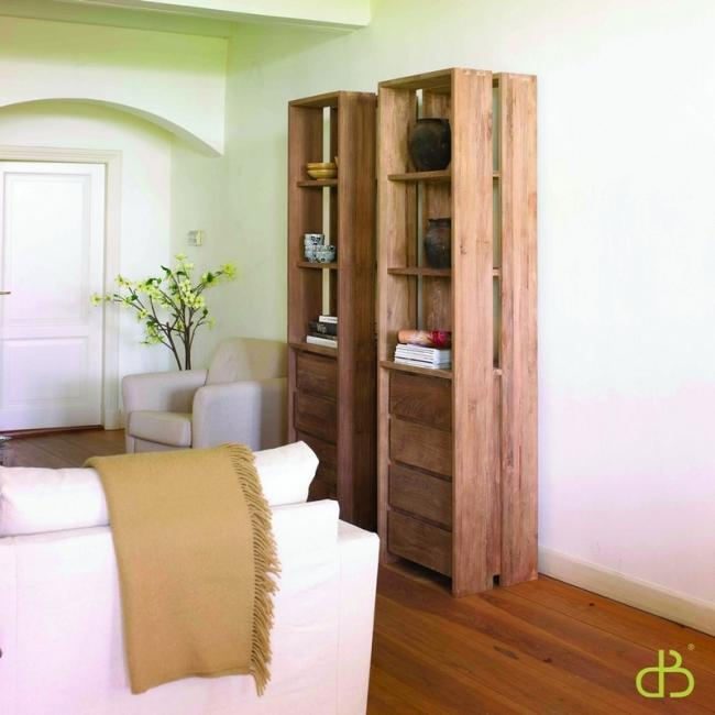 vente table en teck dbodhi rectangulaire gamme fissure table salon salle manger. Black Bedroom Furniture Sets. Home Design Ideas