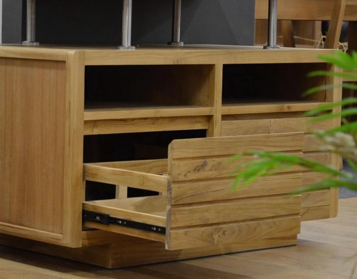 Achat du meuble en teck ecume pour salle de bain design for Meuble en teck pour salle de bain