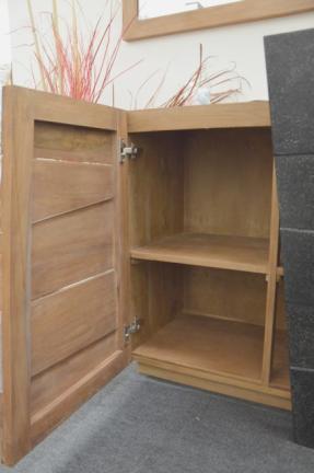 Achat vente meuble de salle de bain rhodes walk meuble - Changer porte meuble salle de bain ...