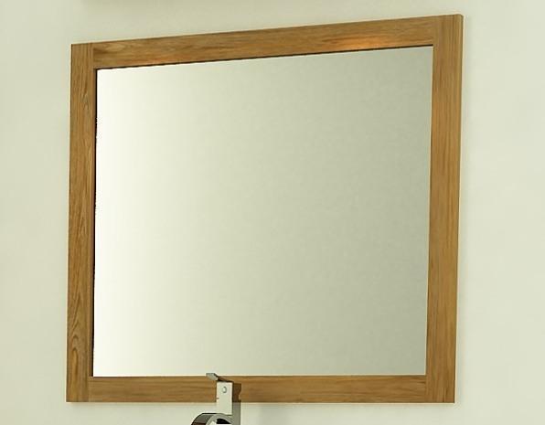 acheter miroir en teck salle de bain l60 miroir salon salle manger. Black Bedroom Furniture Sets. Home Design Ideas