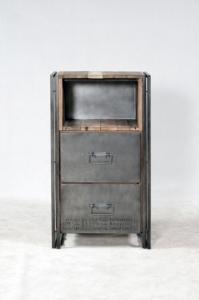 buffet industriel nos mod les uniques en bois et en m tal. Black Bedroom Furniture Sets. Home Design Ideas