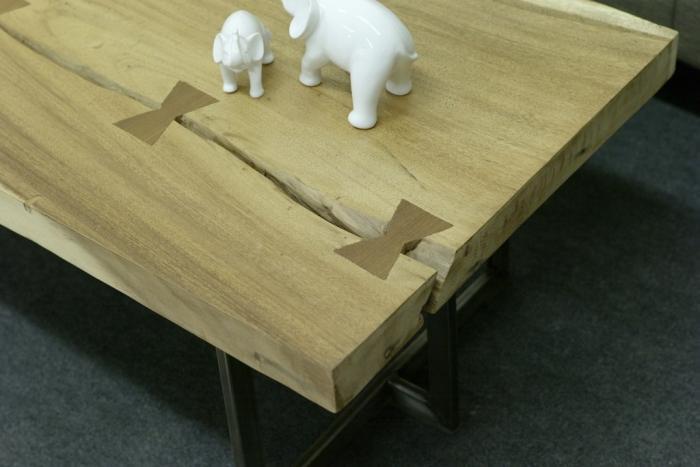 achat table basse suar 120 x 60 cm une table basse en suar massif plateau de 6 cm d 39 paisseur. Black Bedroom Furniture Sets. Home Design Ideas