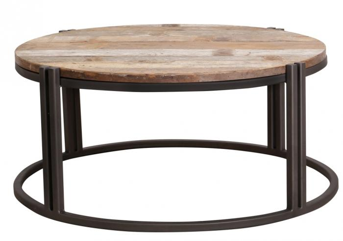table basse ronde diamtre 103 cm d bodhi - Grande Table Basse Ronde