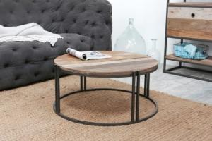 Table basse ronde diamètre 78 cm d-Bodhi