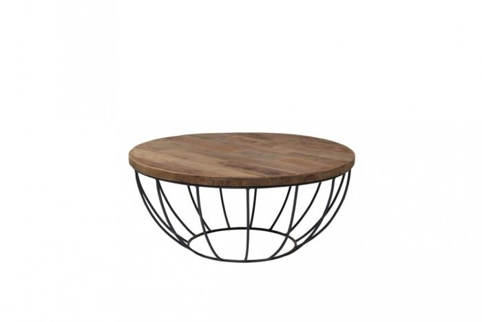 Table basse ronde Madison diamètre 80 cm d-Bodhi