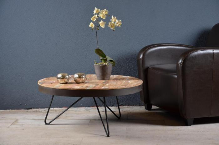 table basse ronde originale. Black Bedroom Furniture Sets. Home Design Ideas