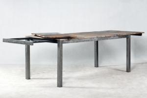 Rectangulaire Achat Table Repas AllongesUn De Extensible 2 kNwX80POn