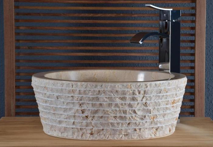 achat vente vasque en marbre moelan walk vasque de salle de bain en marbre ou pierre. Black Bedroom Furniture Sets. Home Design Ideas