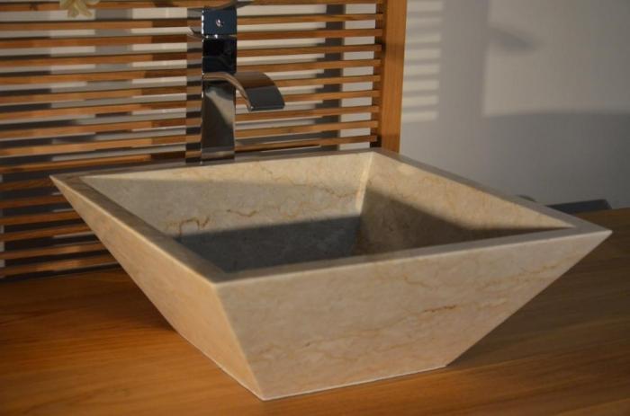 vente vasque salle de bain en marbre noir lorena vasque de salle de bain en pierre. Black Bedroom Furniture Sets. Home Design Ideas